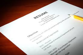 Job Objective In Resume by Examples Of Career Objective Statements For Your Resume
