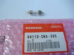amazon com honda genuine oem dome light map light bulb 04110