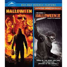 halloween halloween ii theatrical editions canadian double
