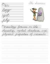 free worksheets printable cursive writing worksheets free math