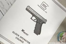 lessons from the glock operator course recoil
