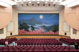 north korean interiors looking suspiciously like a wes anderson