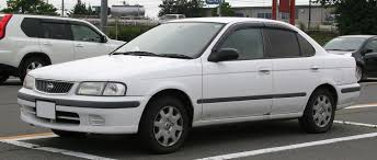 nissan sunny brief about model
