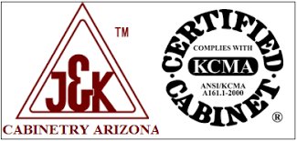 Kitchen Cabinets Manufacturers Association Kcma Certifies J U0026k Cabinetry Arizona For Wholesale Cabinetry Line
