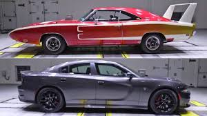 dodge charger hellcat how does a u002769 dodge charger daytona compare to a charger hellcat