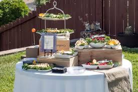 Backyard Wedding Reception by Backyard Wedding In El Cajon With Wine Theme