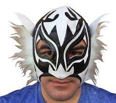 tiger mask halloween amazon com white tiger lucha libre wrestling mask pro fit