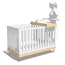 Oeuf Crib Mattress Oeuf Crib Oeuf Conversion Crib Lightbox Moreview Lightbox