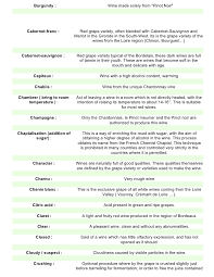 definition de chambrer wine glossary