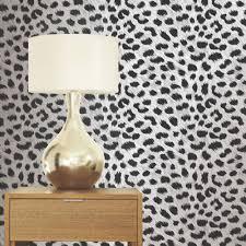 interior design leopard print wallpaper for walls leopard print
