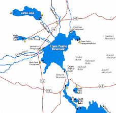 map of highway 395 oregon guide to highway 395 a recreational guide to the eastern
