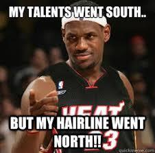Lebron Hairline Meme - lebron james hairline meme lekton info