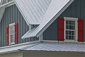 images homes with unpainted galvalume roof google search
