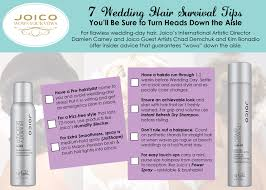 wedding tips wedding hair tips trends techniques and expert advice joico