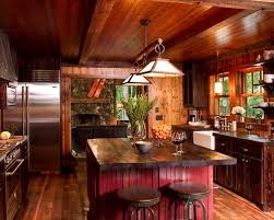 pictures rustic kitchen ideas pictures best image libraries