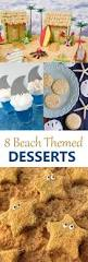 rock your summer party with 8 cute beach themed desserts