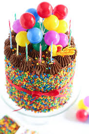 birthday cakes images colorful decoration for amazing cake