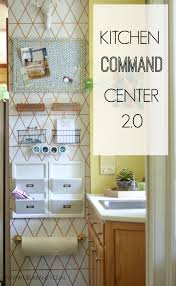 Diy Home Center by Awesome Diy Family Command Centers