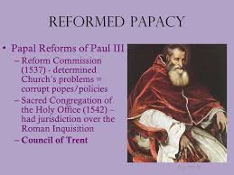Council Of Trent Reforms Ap Counter Reformation