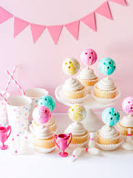 bowling cake toppers bowling cupcake toppers