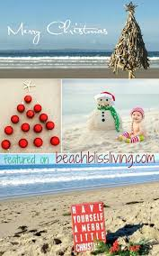 christmas on the beach u2013 28 crazy cute christmas photo card ideas