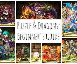 puzzle and dragons beginner u0027s guide updated for version 8 6 22