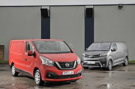 old nissan van nissan nv300 vs toyota proace twin test review u2013 battle of the