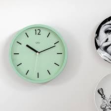 modern wall clock by the best room notonthehighstreet com