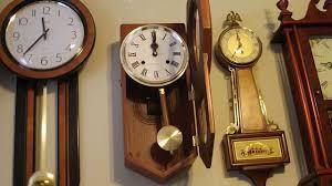 Barwick Grandfather Clock Itf Asian Regulator Wall Clock Youtube