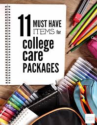 college care packages 11 must items for a s college care package