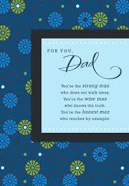 you u0027re the man dad birthday card greeting cards hallmark