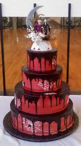 halloween wedding cake toppers designs wedding cake topper for