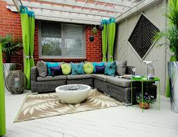 outdoor patio curtains green meaningful ideas outdoor patio