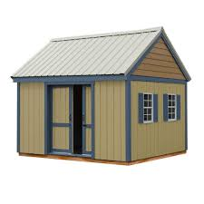 best barns brookhaven 10 ft x 12 ft storage shed kit with floor