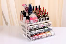 cosmetic storage containers home design ideas
