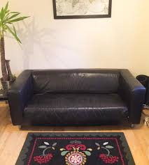 Ikea 2 Seater Sofa Bed by Large 2 Seater Couch Ikea Klippan Leather Sofa Good Condition