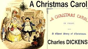 a carol charles dickens free audio book