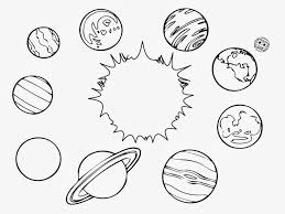 free printable solar system coloring pages for kids throughout