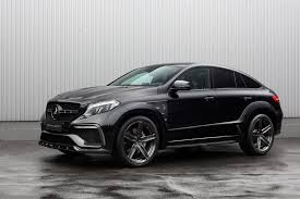mercedes jeep 2015 black tuning mercedes benz gle coupe 63 s inferno topcar