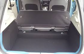 renault zoe boot space july 2013 electrobatics