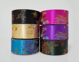 ribbon fabric fabric ribbon etsy