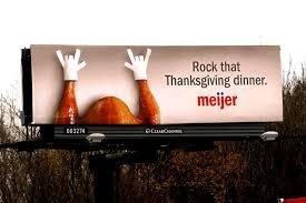 meijer billboard rock that thanksgiving dinner seasonal