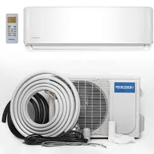 mitsubishi mini split dimensions mrcool advantage 12 000 btu 1 ton ductless mini split air