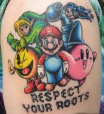 joker tattoo video 12 video game tattoos for shoulder