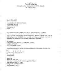 sample invitation letter for canadian visa canada visa help