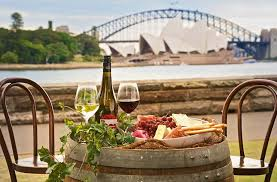 Sydney Botanic Gardens Restaurant There S A Pop Up Garden Bar In The Royal Botanic Gardens Sydney