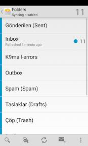 mail apk email for yandex mail apk version 1 2 apk plus
