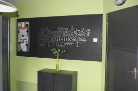 stickers meuble cuisine cuisine apres l autre mur avec pause du sticker et meuble refait