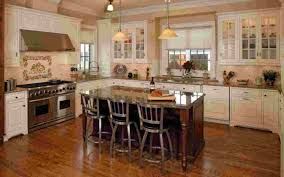 kitchen awesome kitchen design with wooden kitchen island bar