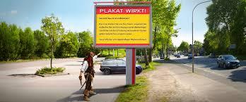 Bad Grund Plakatwerbung Am Supermarkt In Bad Grund Harz Kaltenbach Gmbh